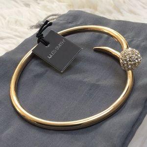 Jules Smith Adair Pave Ball Bracelet 💗 Gold